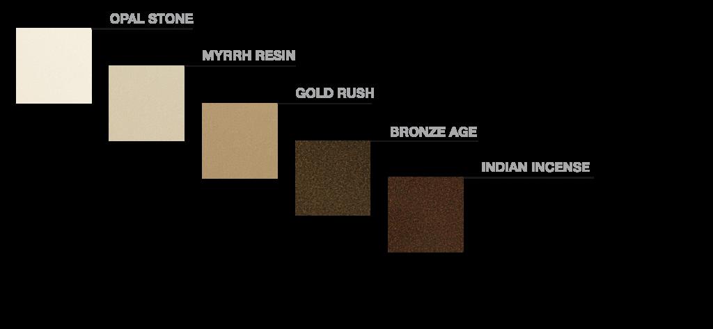 Precious Element colours