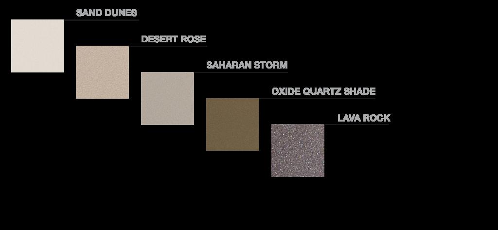 Soil element colours