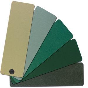 Flora element colours