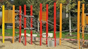 bacteriostatic coatings for playground