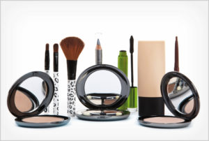 UV curing coatings for cosmetics