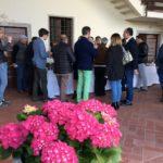 Visit to the Fratus La Riccafana winery.