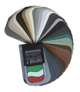 mazzetta colori top quality collection j 2020