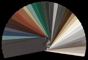 ventaglio colori top quality collection j2020