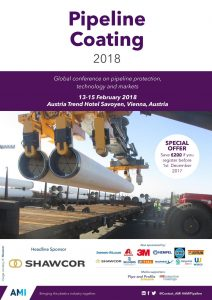 pipeline coating 2018