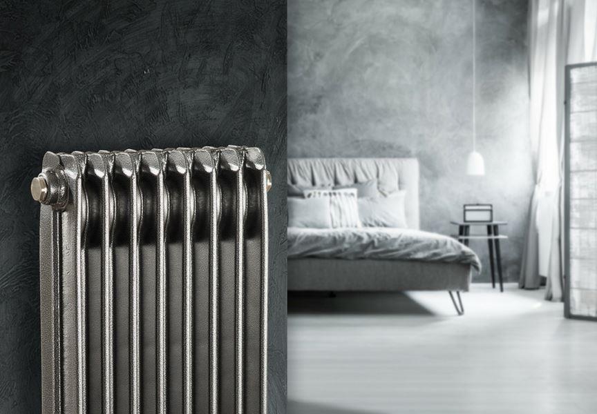 vintage eppe aluminium radiators