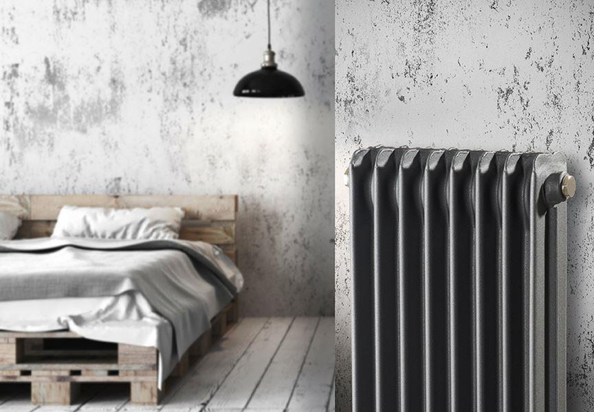 vintage stone radiators