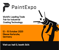 Arsonsisi at PaintExpo, new date October 2020