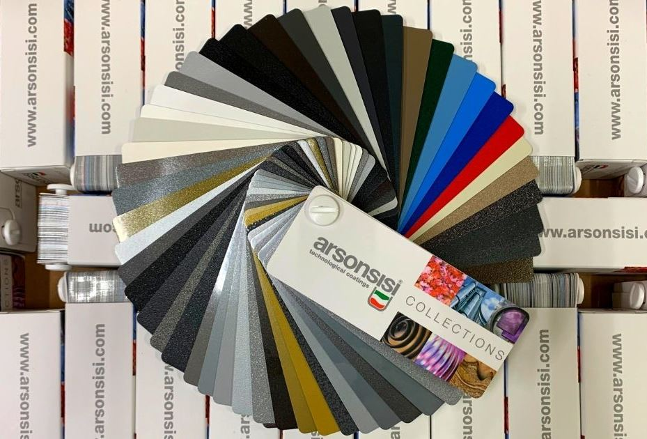 Arsonsisi'nin Collections demetinde yeni tasarım renkleri